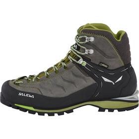 Salewa Rapace GTX Alpine Shoes Men Pewter/Emerald